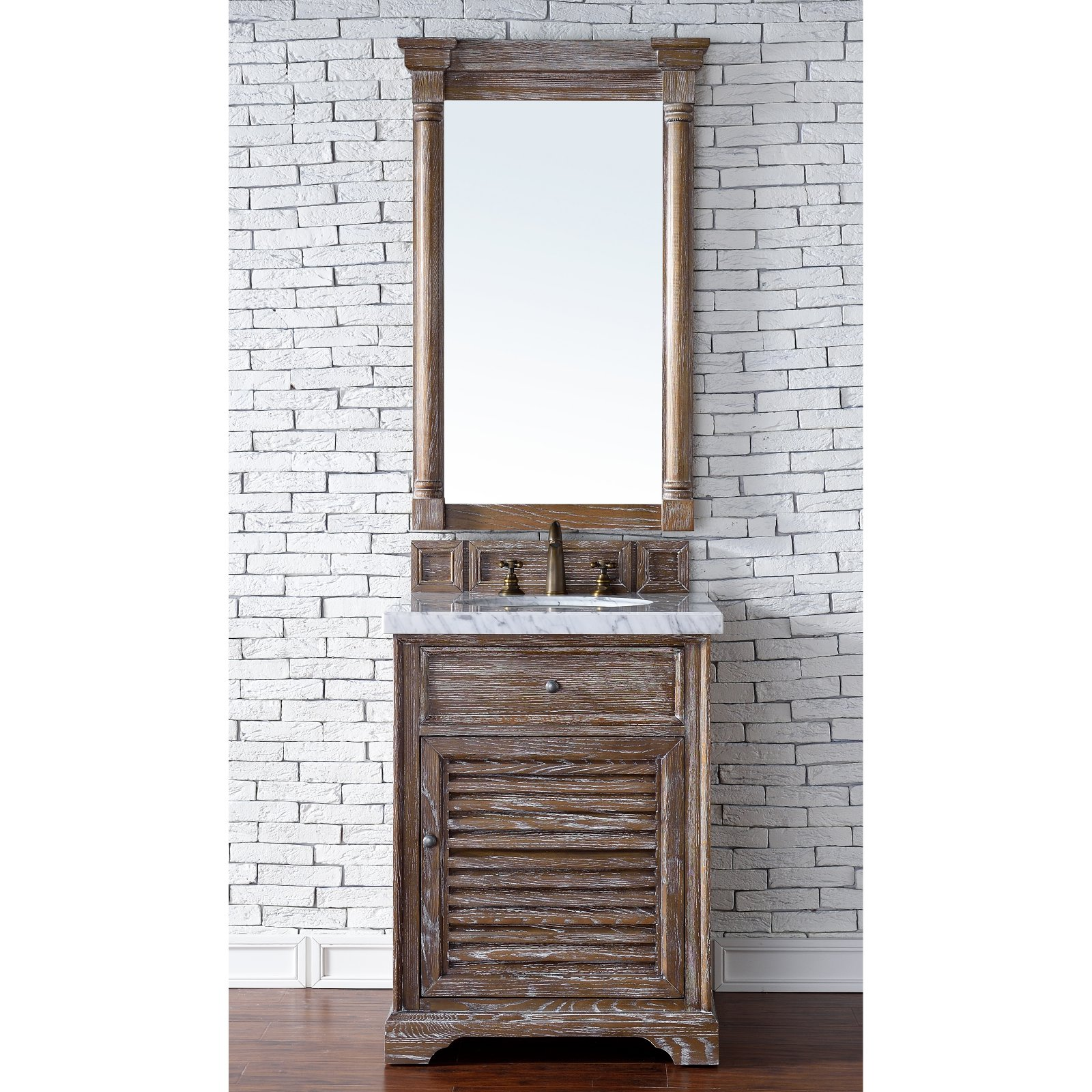 James Martin Savannah 26 In. Single Bathroom Vanity