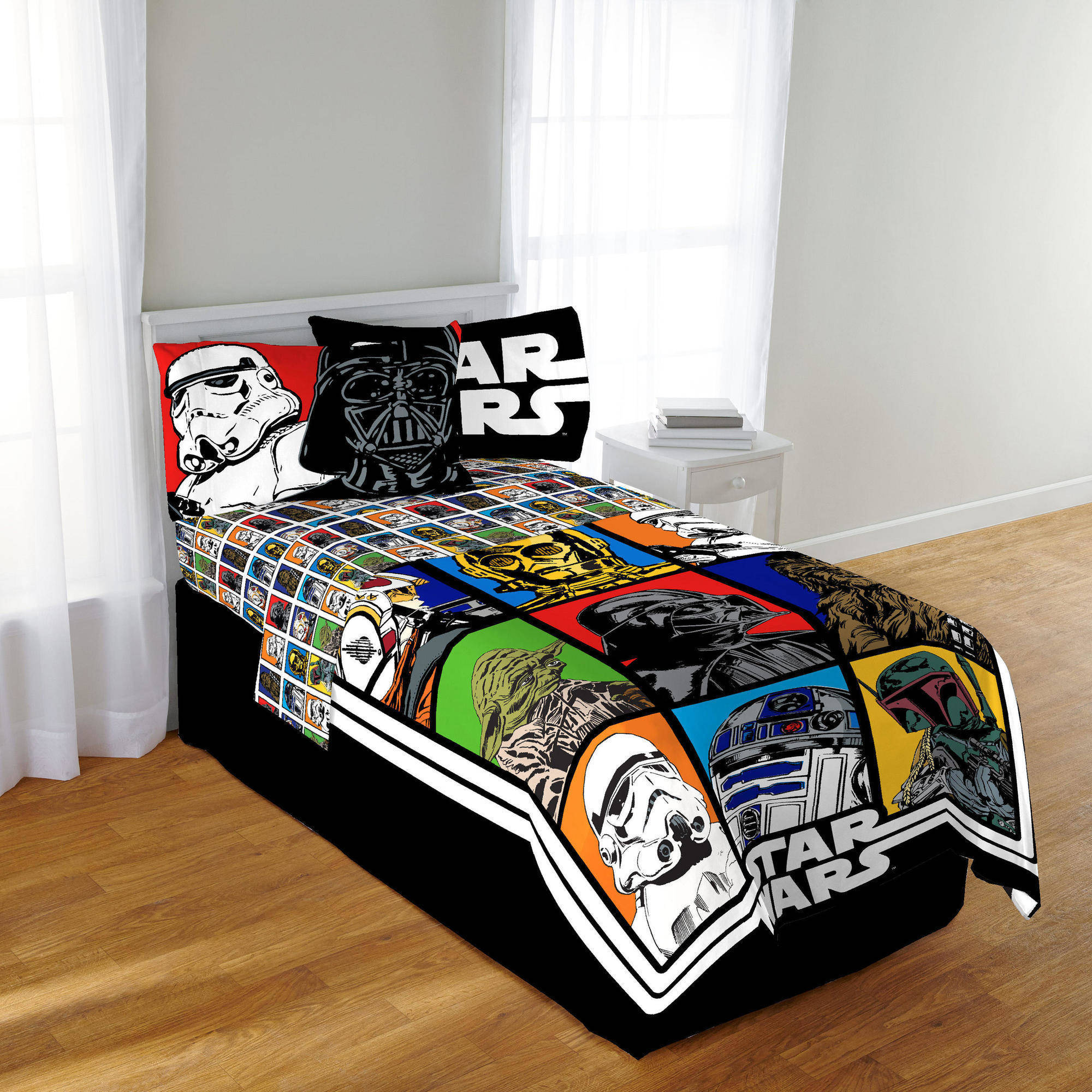 Star Wars-lucas Sw Classic Twin Sheet Set