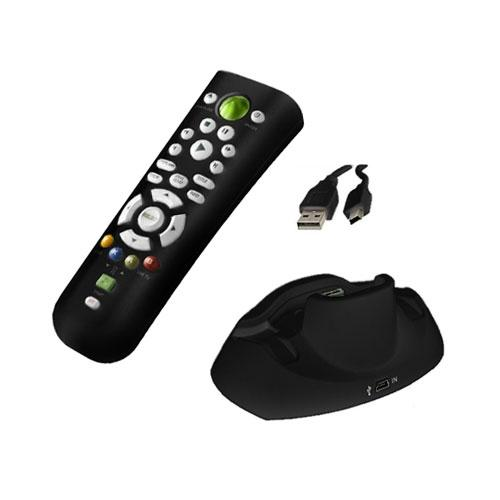Gamefitz 2 in 1 Accessory Pack Remote and Charging Station for XBOX 360
