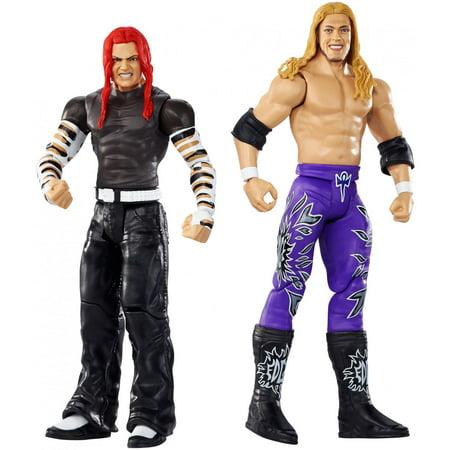 WWE Wrestlemania Jeff Hardy vs Edge 2-Pack