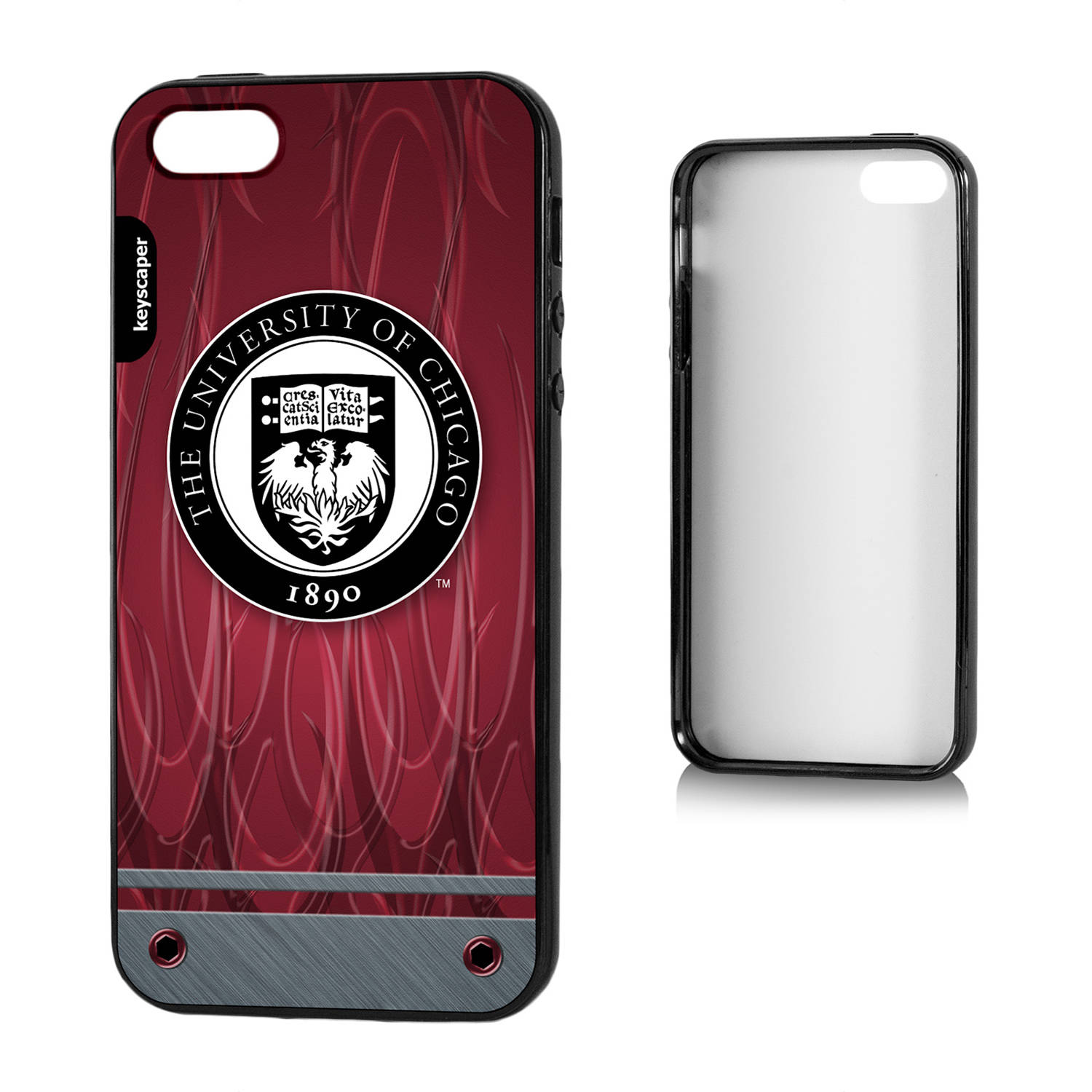 Chicago Apple iPhone 5/5s Bumper Case
