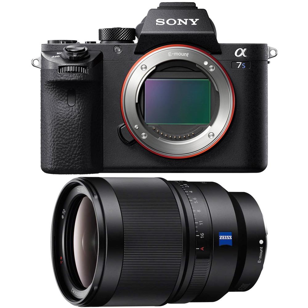 Sony A7s Ii Full Frame Mirrorless Interchangeable Lens
