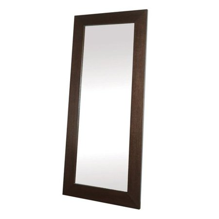 Bh Design M9 Thick Border Leaning Floor Mirror