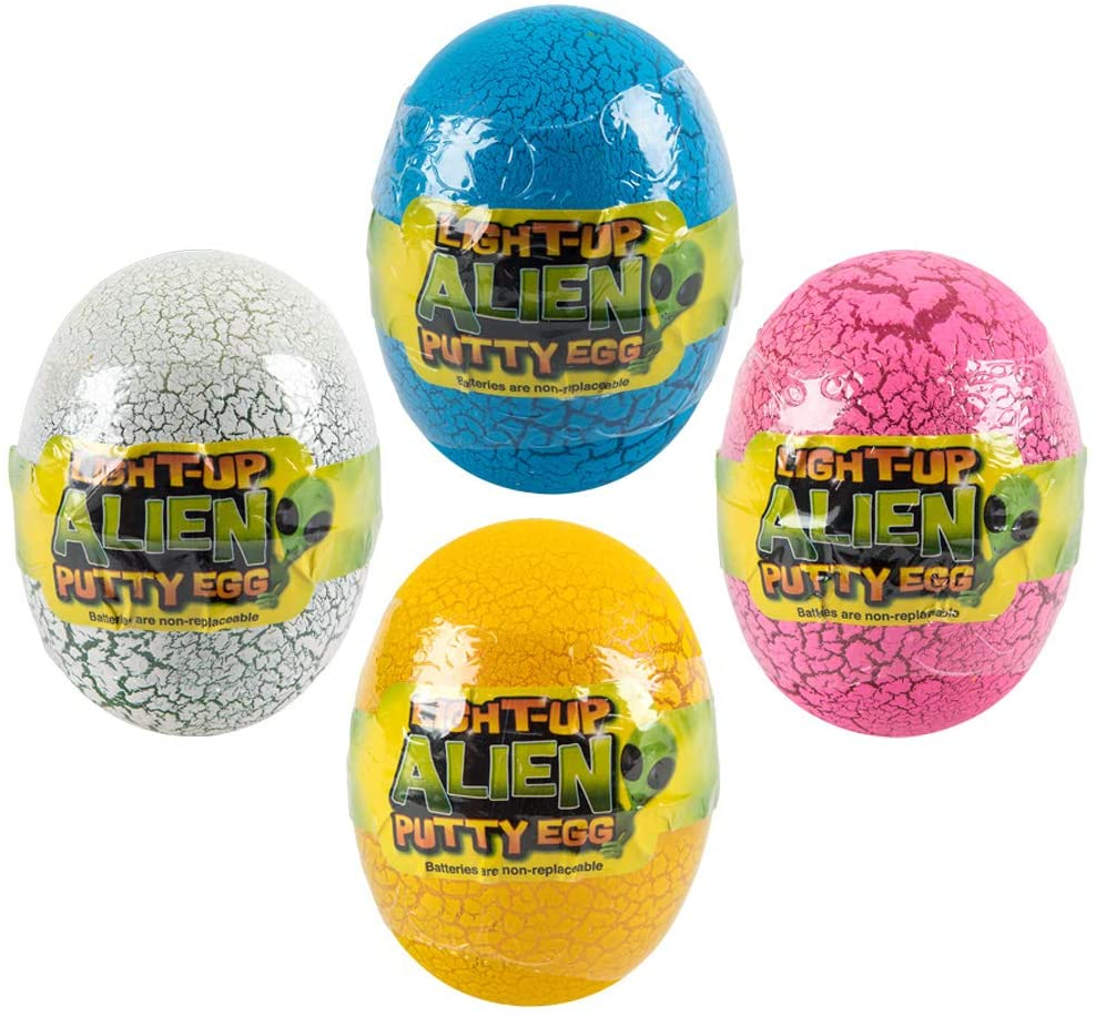 New! All Different Colours UFO Galaxy Slime /& Figure Sets