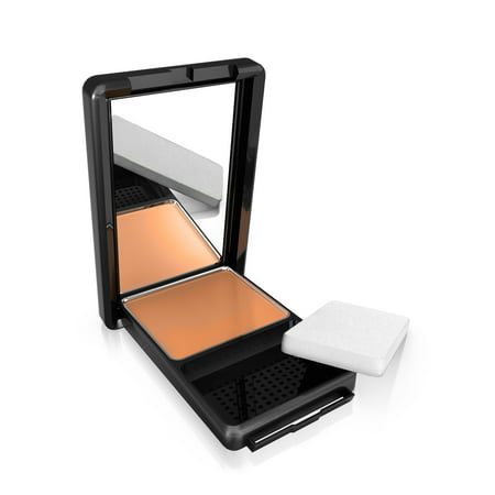 COVERGIRL Queen Natural Hue Compact Foundation, Rich - Zombie Beauty Queen