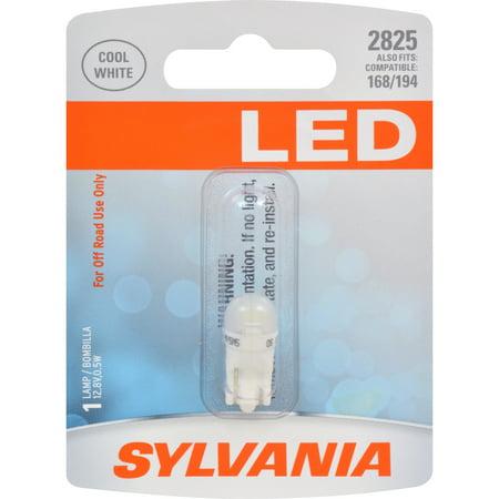SYLVANIA 2825 WHITE SYL LED Mini Bulb Mini Bulb, Pack of 1