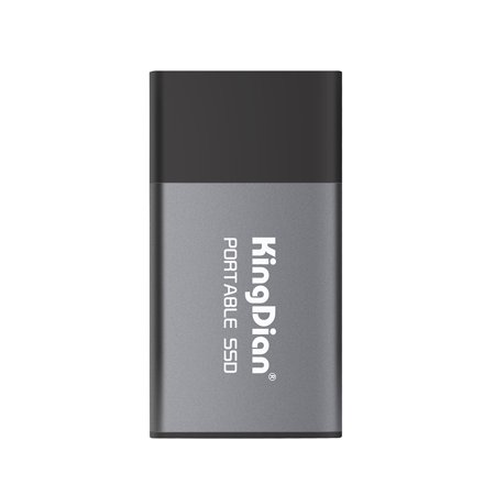 KingDian Newest Portable SSD USB 3.0 120GB/240GB External Solid State Drive for Computer Laptop Desktop Phone - image 2 of 7
