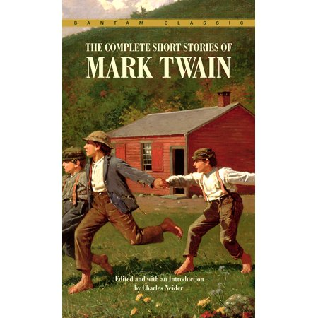 The Complete Short Stories of Mark Twain (A Ghost Story By Mark Twain Theme)