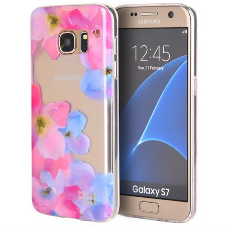 Insten Be Enchanted TPU IMD Rubber Skin Gel Back Shell Case For Samsung Galaxy S7 -