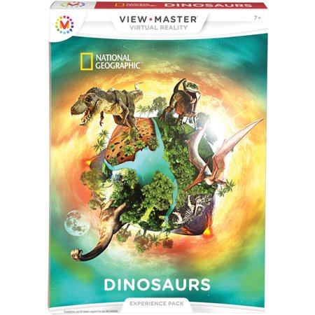 View Master Experience Pack  National Geographic Dinosaurs
