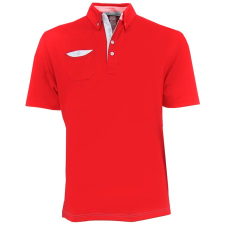 9ff03bde Ogio Golf Men's Pillar Pocket Polo Shirt, Brand NEW - - Walmart.com