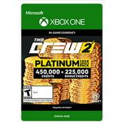 The Crew 2 Platinum Crew Credit Pack, Ubisoft, Xbox, [Digital Download]
