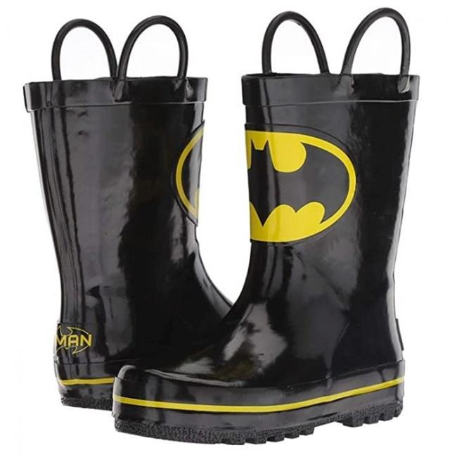 Batman Child Rain Boots Size 9