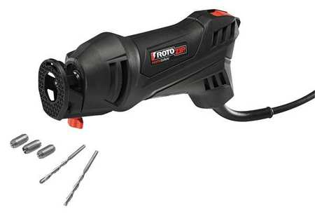 Rotozip 5.5 Amp Rotosaw Spiral Saw Kit by Robert Bosch Tool Corporation