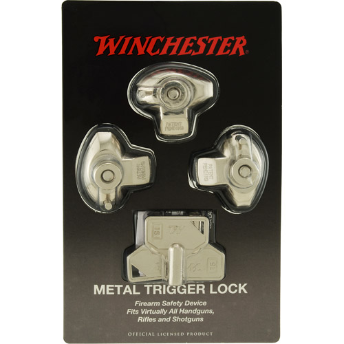 Winchester Trigger Lock, 3 pack