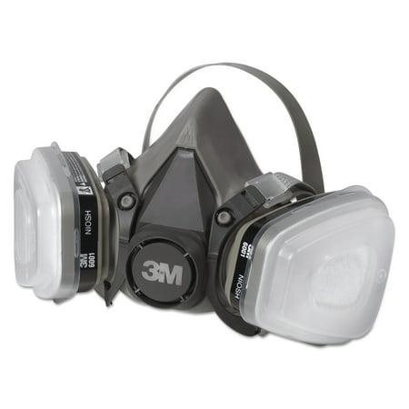 Spray pesticide Half Respirator 3m Facepiece Small Paint