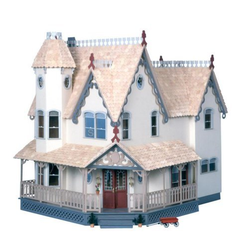 Greenleaf Pierce Dollhouse Kit - 1 Inch Scale