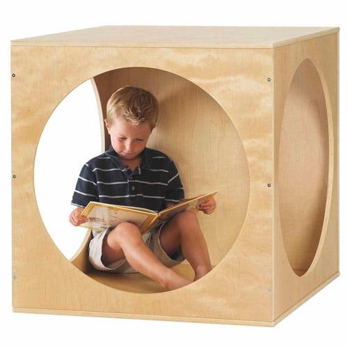 Birch Playhouse Cube Mat