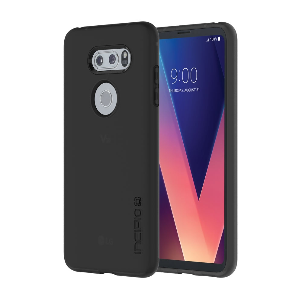Incipio NGP LG V30 Case with Translucent, Shock-Absorbing Polymer Material for LG V30 -