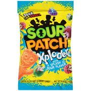Sour Patch Soft & Chewy Xploderz Candy, 6.5 oz
