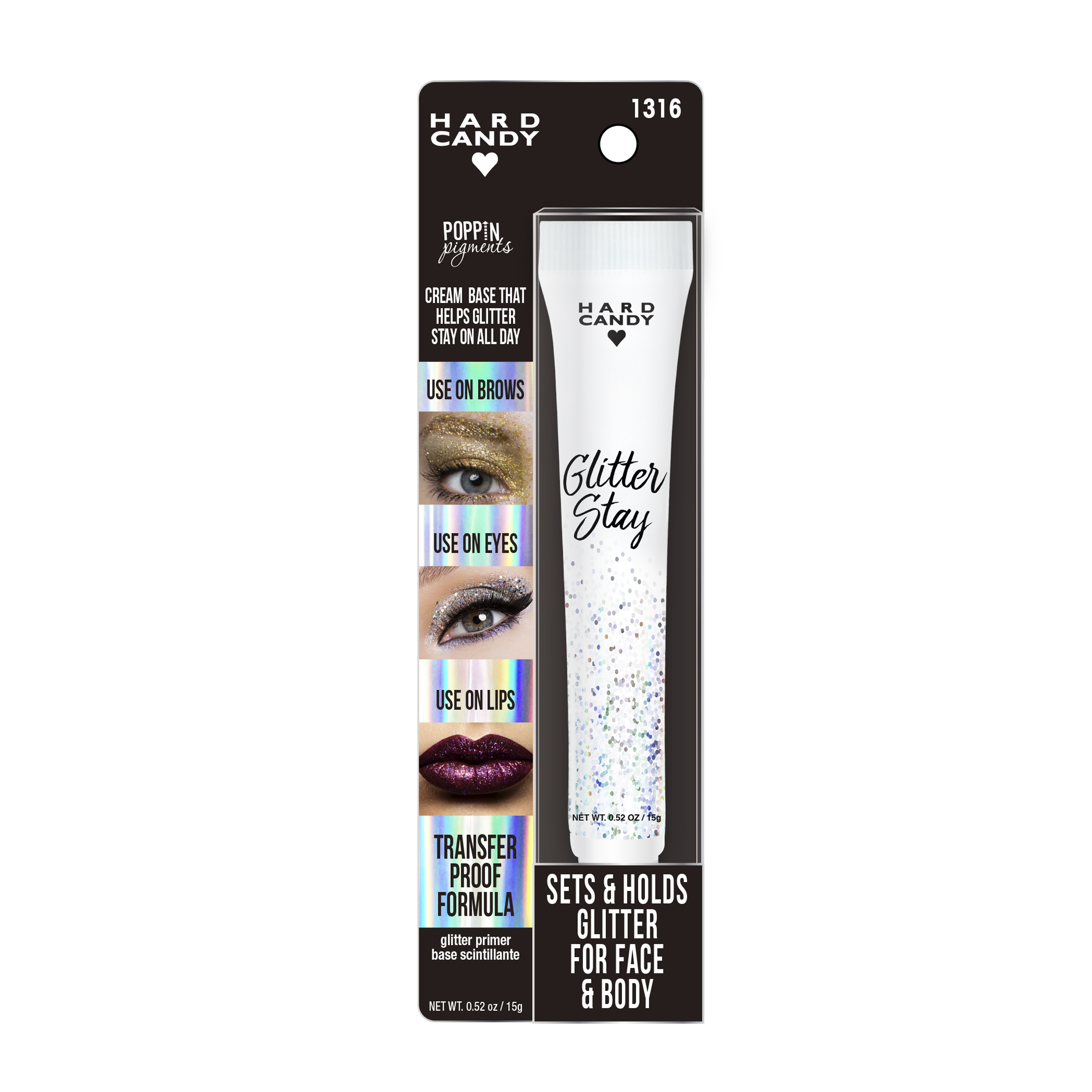 Hard Candy Glitter Stay Primer,