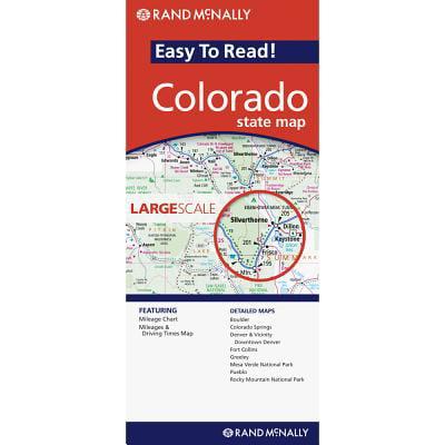 Colorado Easy to Read: