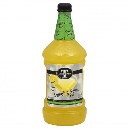 Mr   Mrs T Sweet And Sour Mix  59 2 Ounce