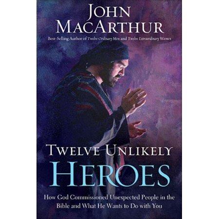 Twelve Unlikely Heroes - image 1 of 1
