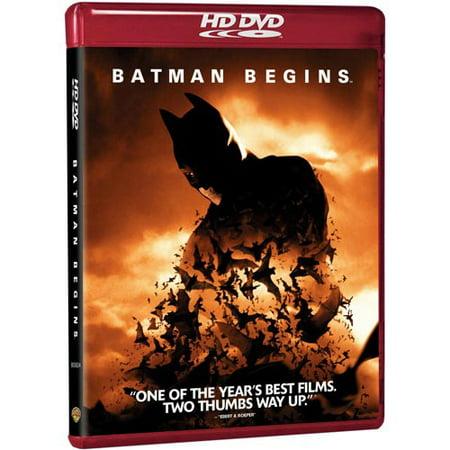 Batman Begins (HD-DVD) (Widescreen, Special Edition)
