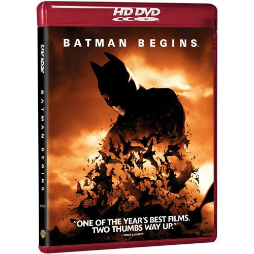 Batman Begins (HD-DVD) (Widescreen, Special Edition)