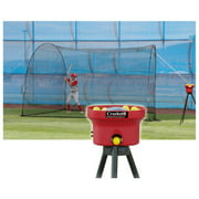 Best Softball Pitching Machines - Heater Sports Crusher Mini Lite-ball Pitching Machine Review