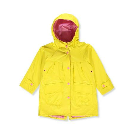 Wippette Girls' Raincoat (Patagonia Kids Girls Jacket)