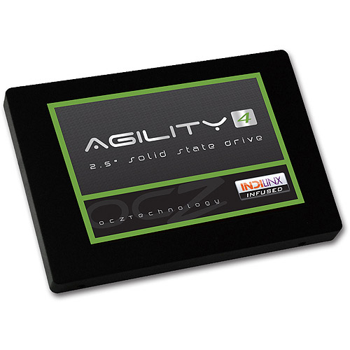 "OCZ AGT4-25SAT3-128G Agility 4 2.5"" SATA III 128GB Solid State Drive"