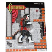 "Castlevania 2"" Black Mini Figure 8Bit"