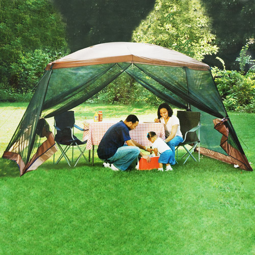 NorthPole Dome Screen House Tent & NorthPole Dome Screen House Tent - Walmart.com