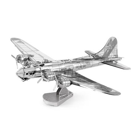 Fascinations Metal Earth Model: B-17 Flying Fortress (Flying Fortress Model Airplane)