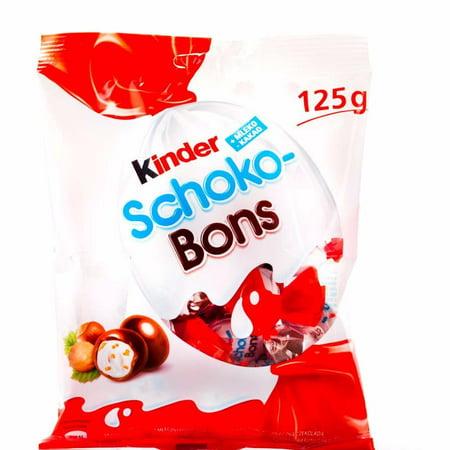 huge discount efbb4 3d03c Kinder Schoko-Bons 125g - Walmart.com