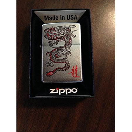 Zippo Red Dragon Windproof Lighter *RARE*