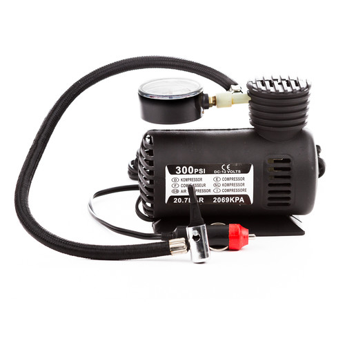 Imperial Home 300 Psi Portable Electric Air Pump