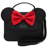 c2d1a9522cc Product Image x Disney Minnie Mouse Crossbody Bag with Ears and Bow