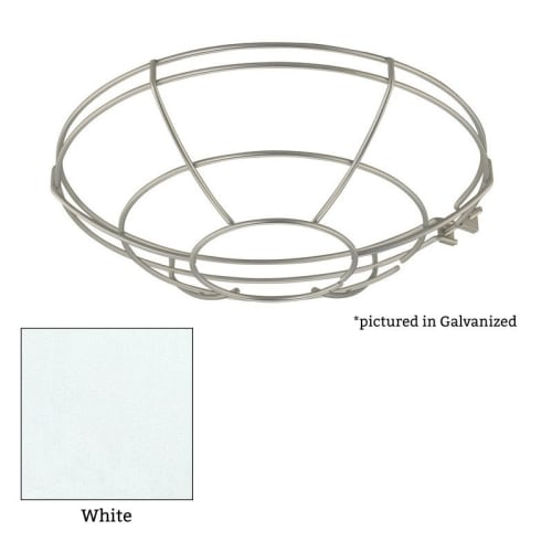 """Millennium Lighting RWG10 R Series 10"""" Wire Guard Accessory"""