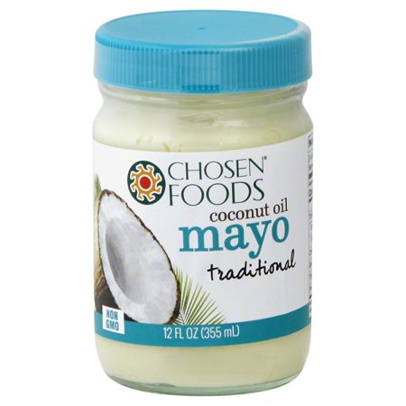 Chosen Foods Coconut Oil Mayo 12oz