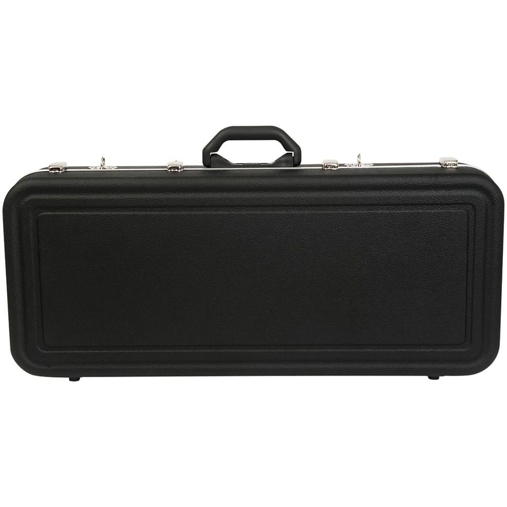 Hiscox Cases Mandolin Case Black Shell Silver Int by Hiscox Cases