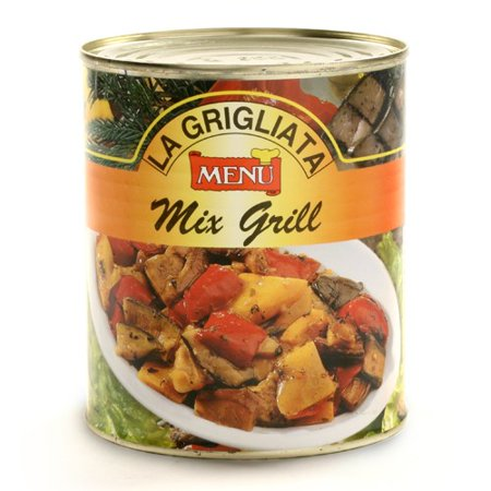Mix Grill - Italian Grilled Vegetable Mix by Menu