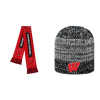 the best attitude ca17b caefb Product Image NCAA Leeward Beanie Hat And Big Logo Scarf 2 Pack Bundle