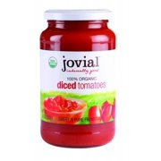 - (6 Pack) Jovial Organic Diced Tomatoes -- 18.3 Ounce