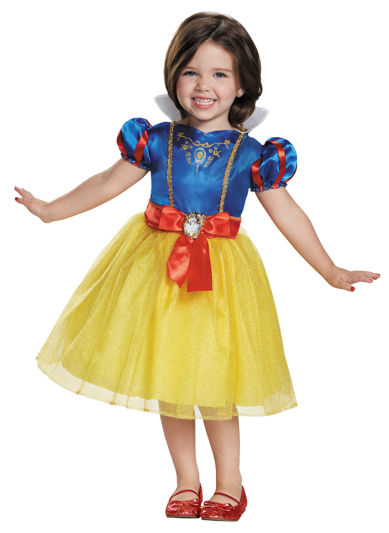 Disney Princess Snow White Classic Toddler Halloween Costume by Generic