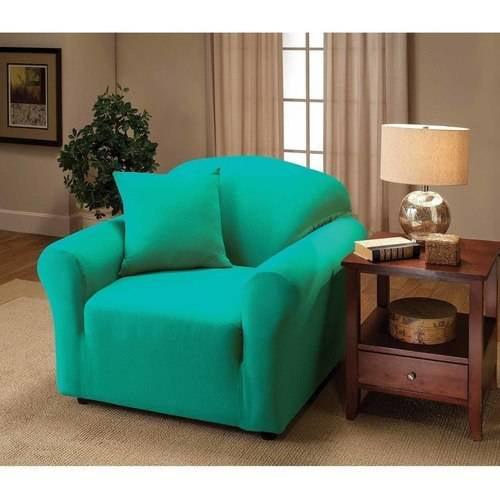 Jersey Stretch Chair Slipcover Walmart Com