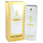 1 Million Lucky Cologne By Paco Rabanne Eau De Toilette Spray 3.4 oz