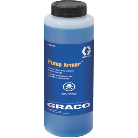 Pump Armor Paint Sprayer Pump Conditioner & Protector